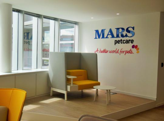 Office - Mars Food Corporation